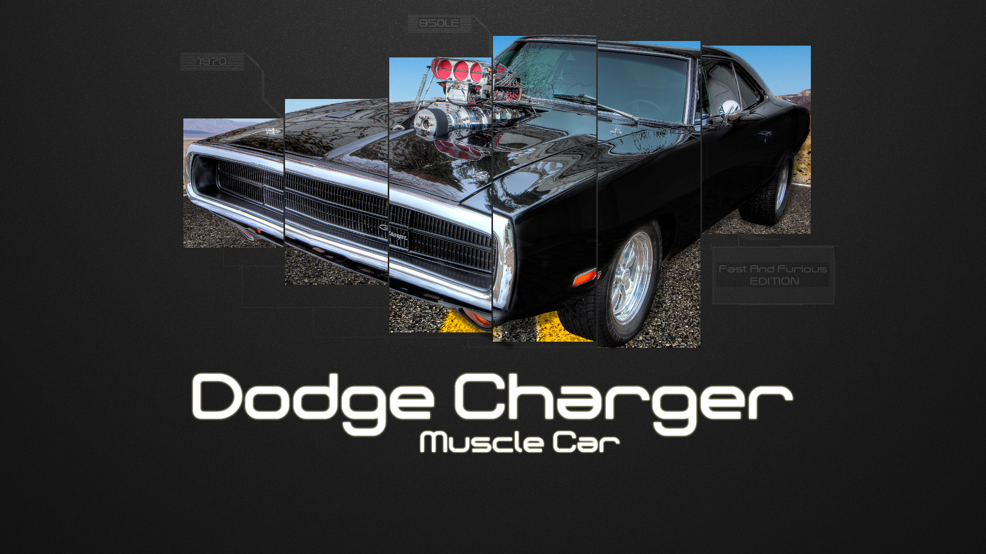 Fast and Furious Dodge Charger