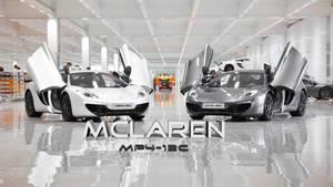 McLaren MP4-12c Factory