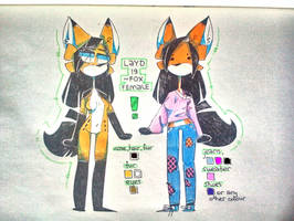 [P] Layd reference [desc if you're drawing her] by laydqotton
