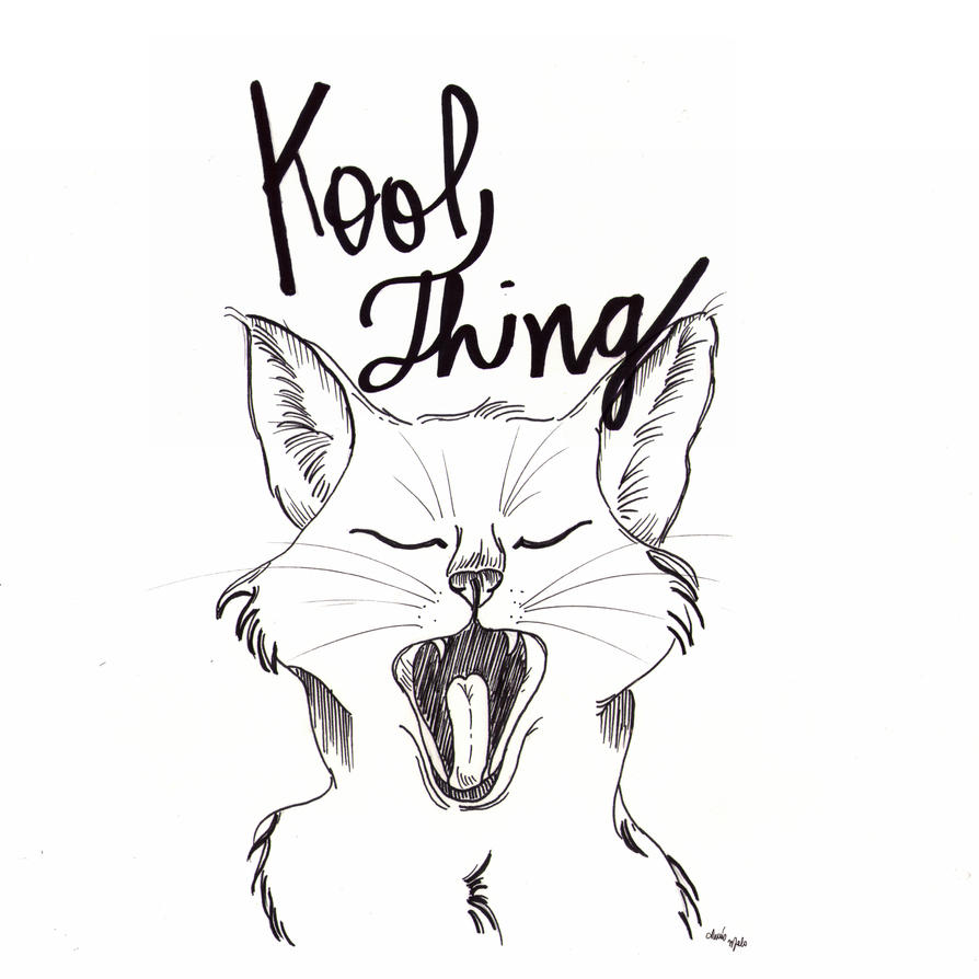 Kool Thing by ThaisMelo