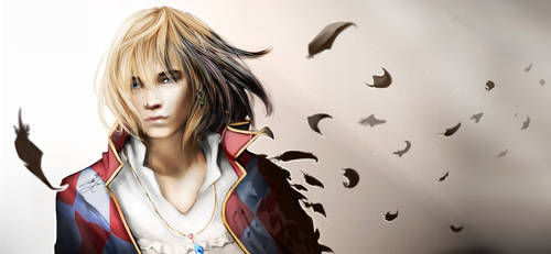 Howl's Moving Castle - Howl by ArianeTorelli