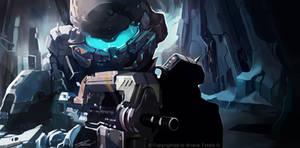 Halo - Locke