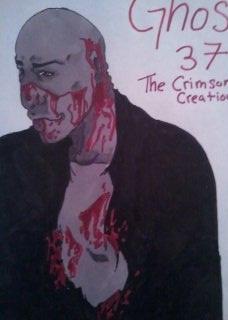 The Crimson Creation by likeicare11