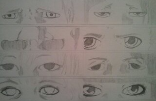 Eyes by likeicare11