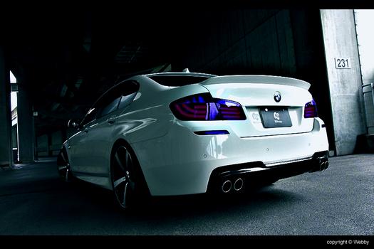 BMW F10 M-Pack