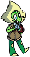 Peri's First Cosplay