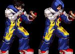 Cvs jin Tekken 4 outfit