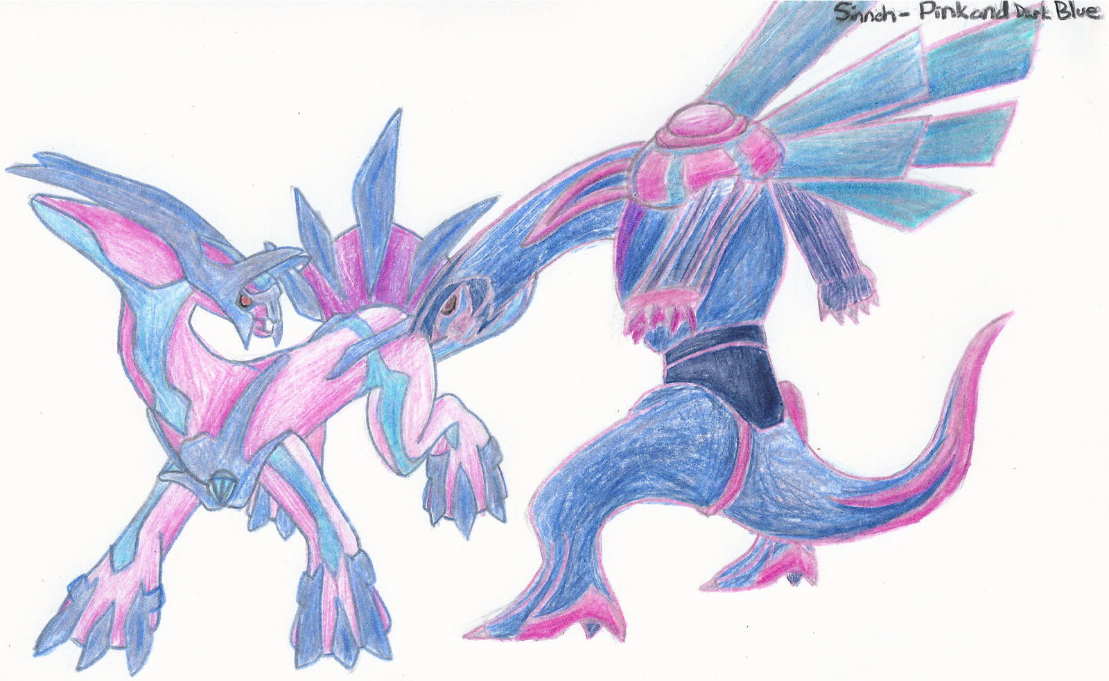 Dialga Palkia Fusion | www.imgkid.com - The Image Kid Has It!