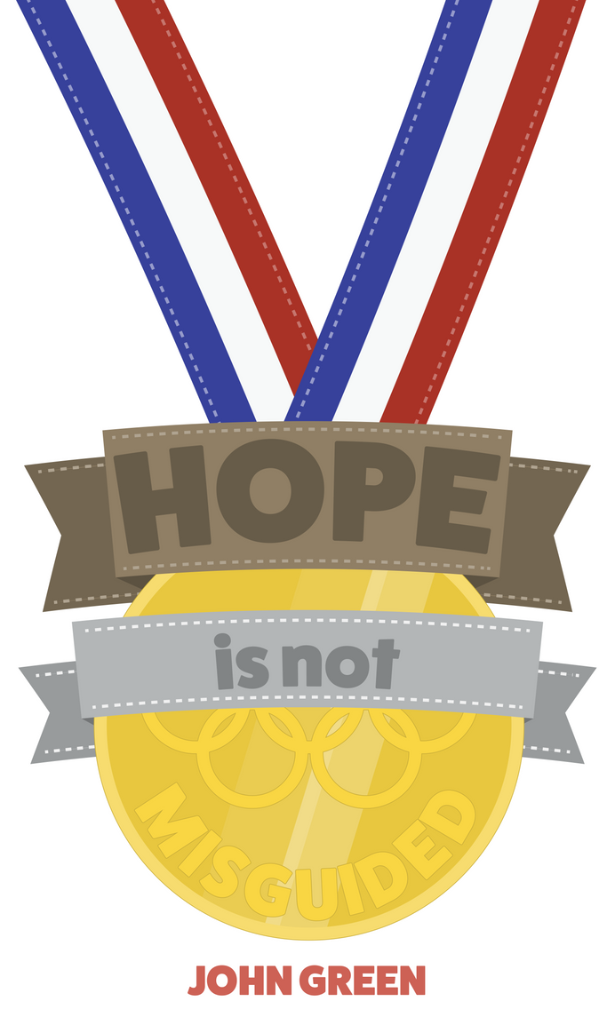 Hope is Not Misguided - background by DaphnePlante