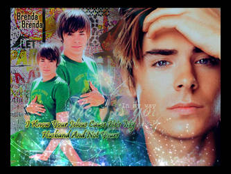 Zac_Efron_BLEND by juststyleJByKUDAI