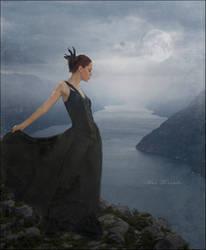 Angel by Persephonen