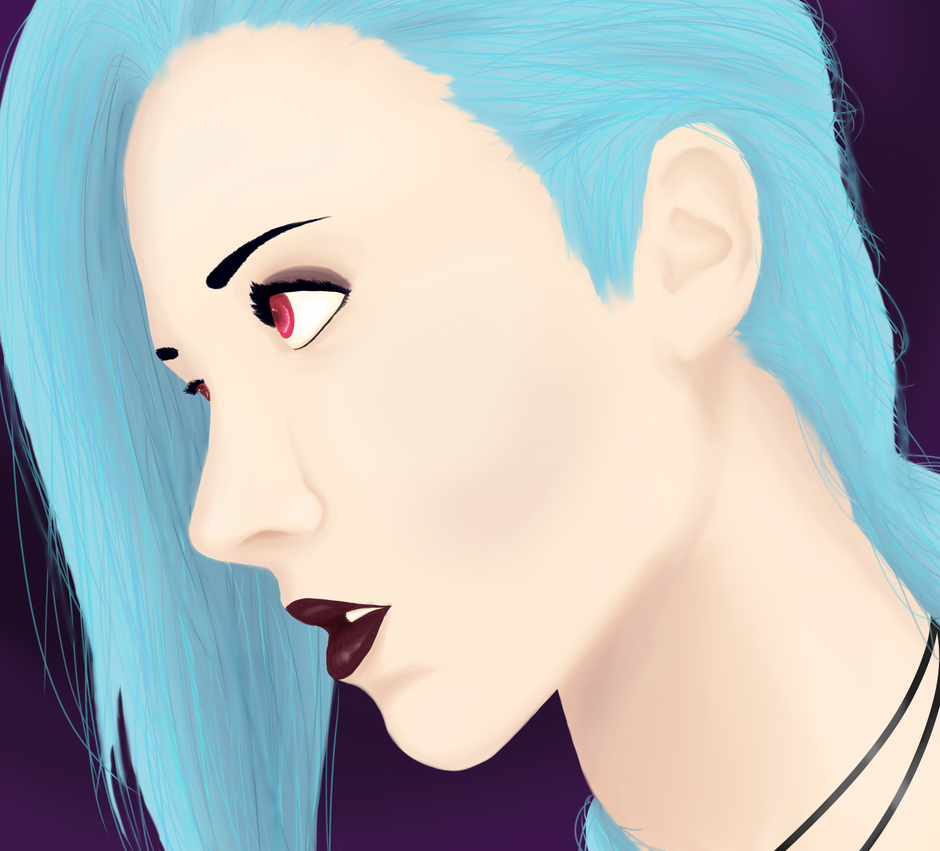 Yes It's ANOTHER Jinx Fanart by RoseInTheTwilight