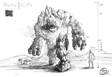 Vrachos-Collis sketch by Haridimus
