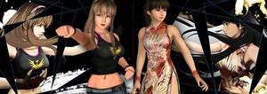 Hitomi vs Lei Fang