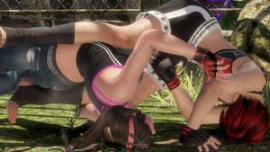 Hitomi vs Mila