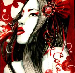 Coca Cola Geisha