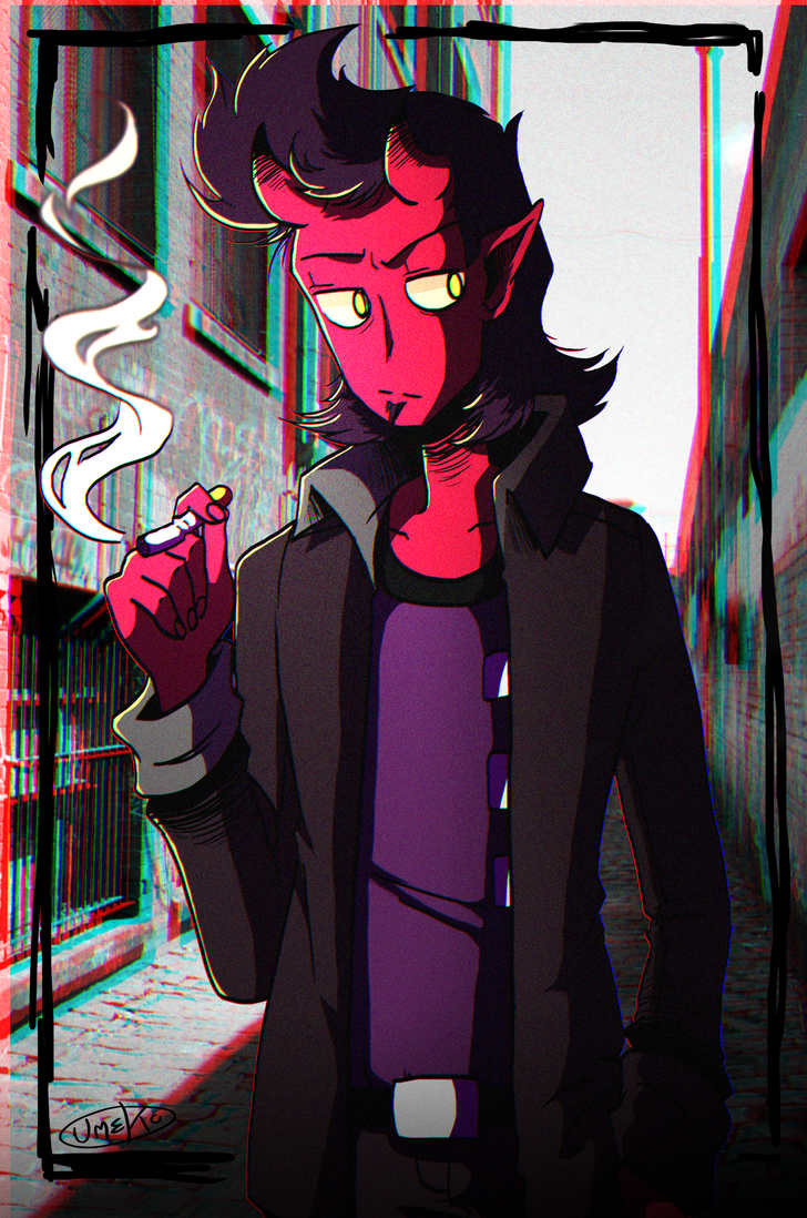 a better Hellbent than last year's by UmekoTomeko
