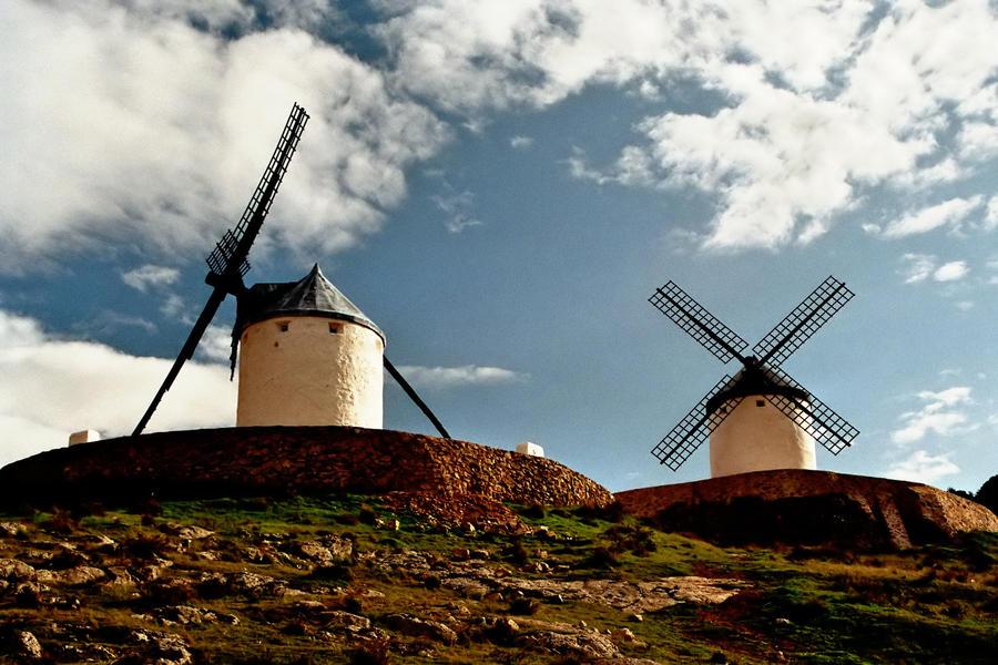 Vetrenjace - Page 2 Yeldegirmenleri___Windmills_by_hizMA