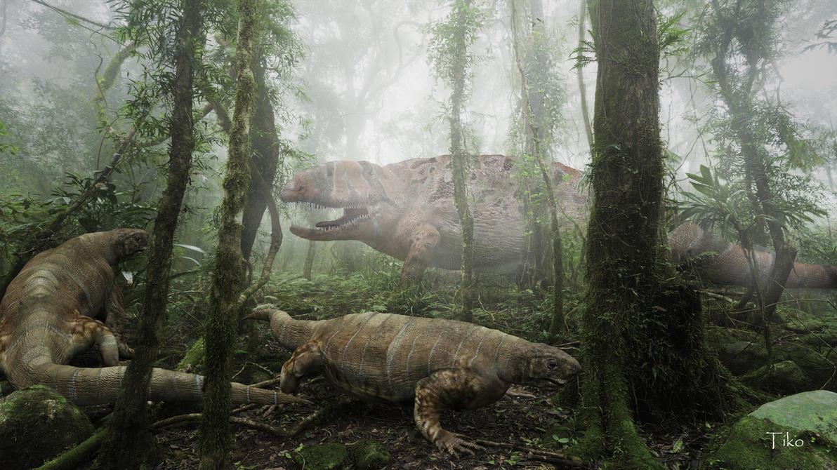 Ennatosaurus by Ntvtiko