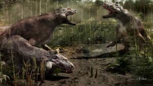 Estemmenosuchus uralensis