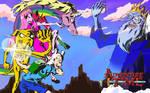 Gainax Takes on Adventure Time