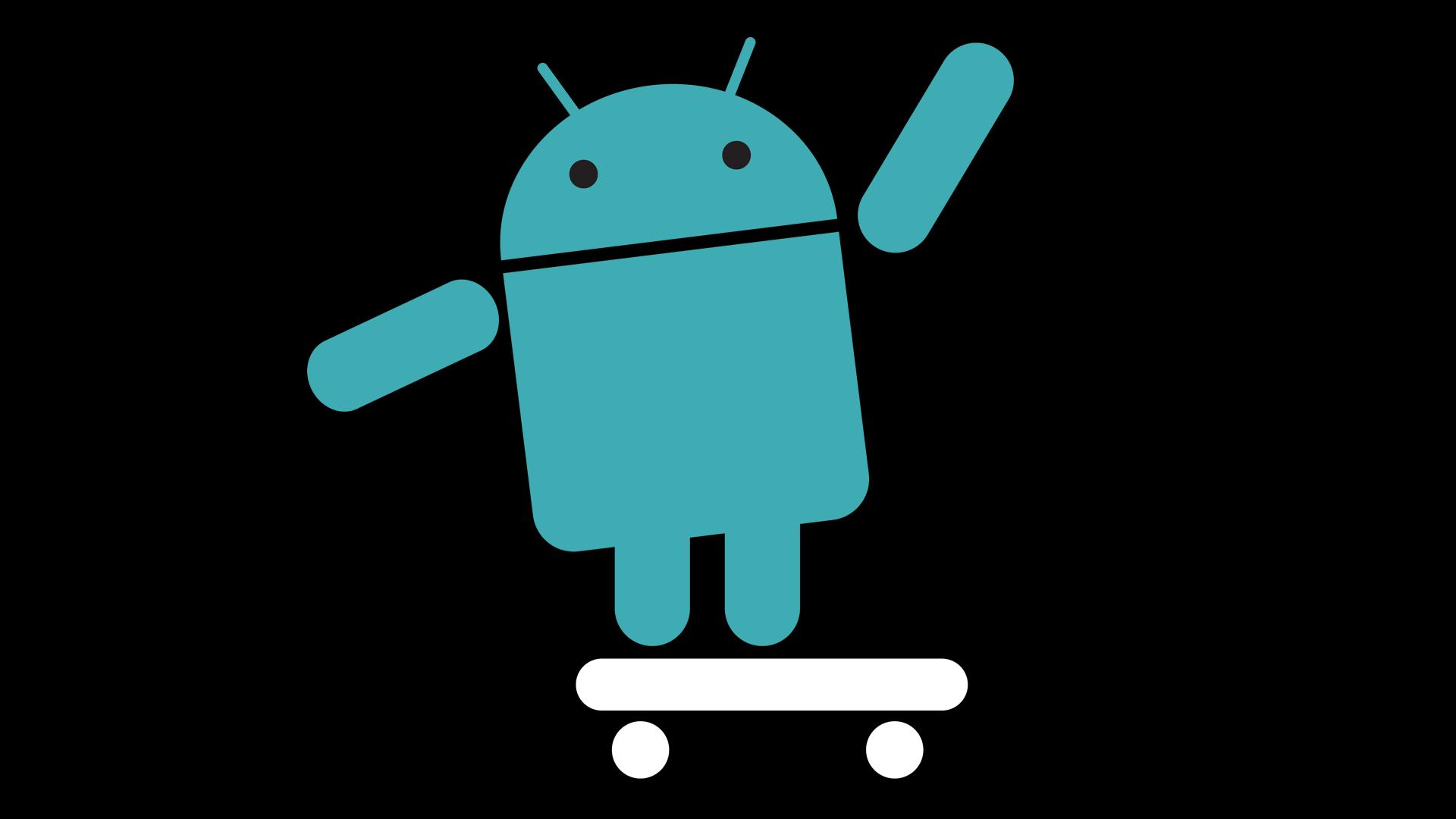 Minimal Cyanogen...Using Google Play
