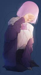 Shinjou Akane (Colored Sketch) by rotogaki