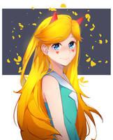 Star Butterfly by rotogaki