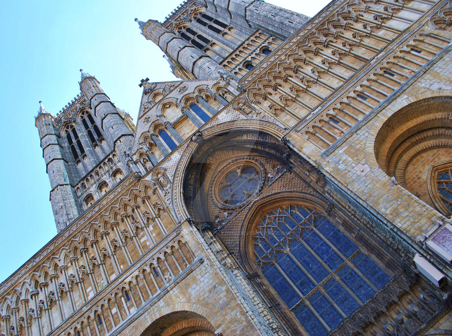 Lincoln Cathedral '11 by MaePhotography2010