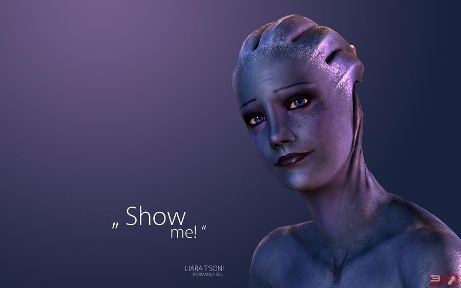 My Mass Effect World Liara Tsoni