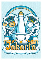 Jakarta by FeyoRelatif