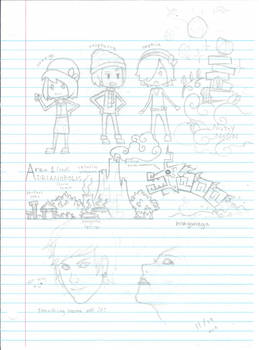 Paper Sketches 2