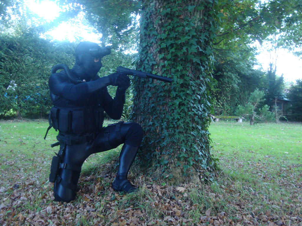 splinter cell cosplay by gign5749 - Splinter Cell Halloween Costume