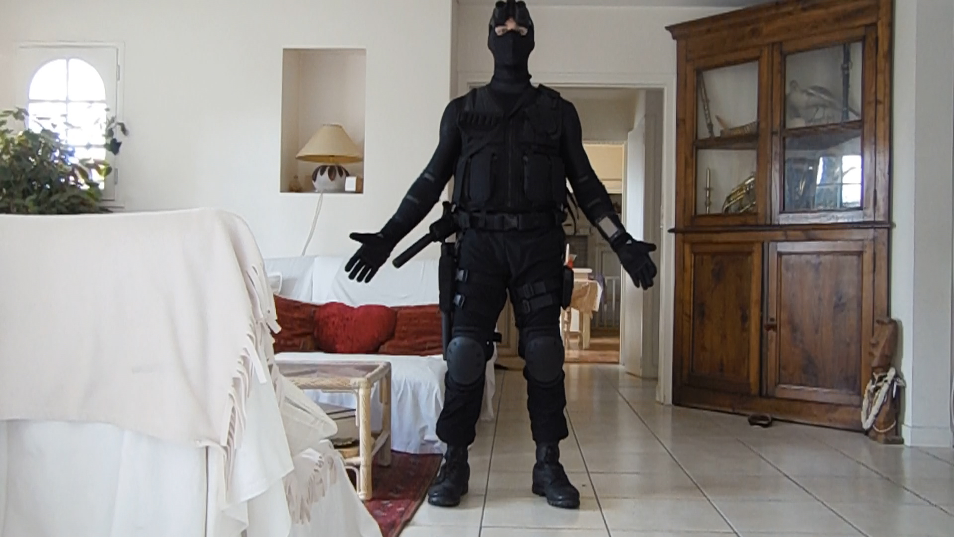 Sam Fisher outfit by GIGN5749 on DeviantArt