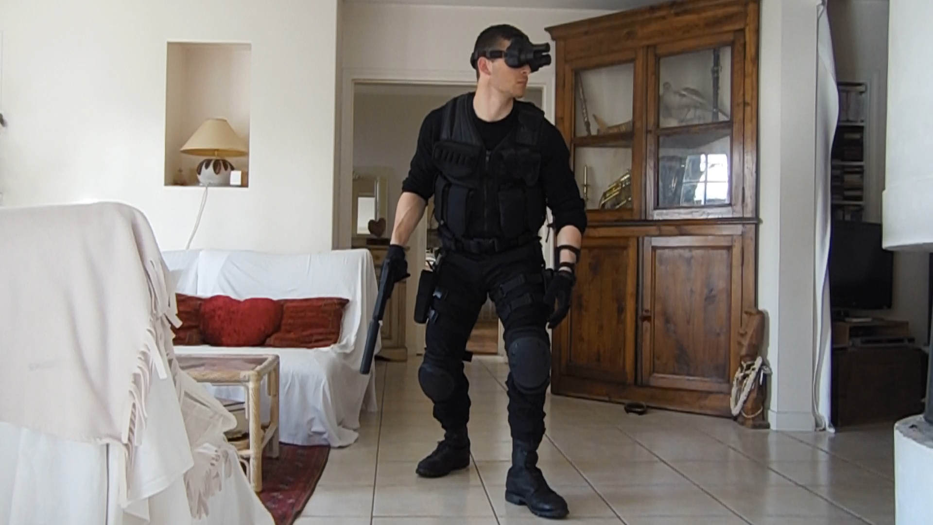 Sam Fisher outfit by GIGN5749