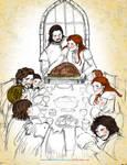 A Stark Thanksgiving