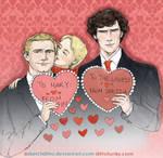 A Sherlockian Valentine