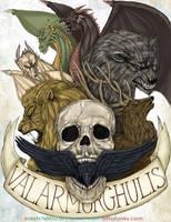 Valar Morghulis by sketchditto