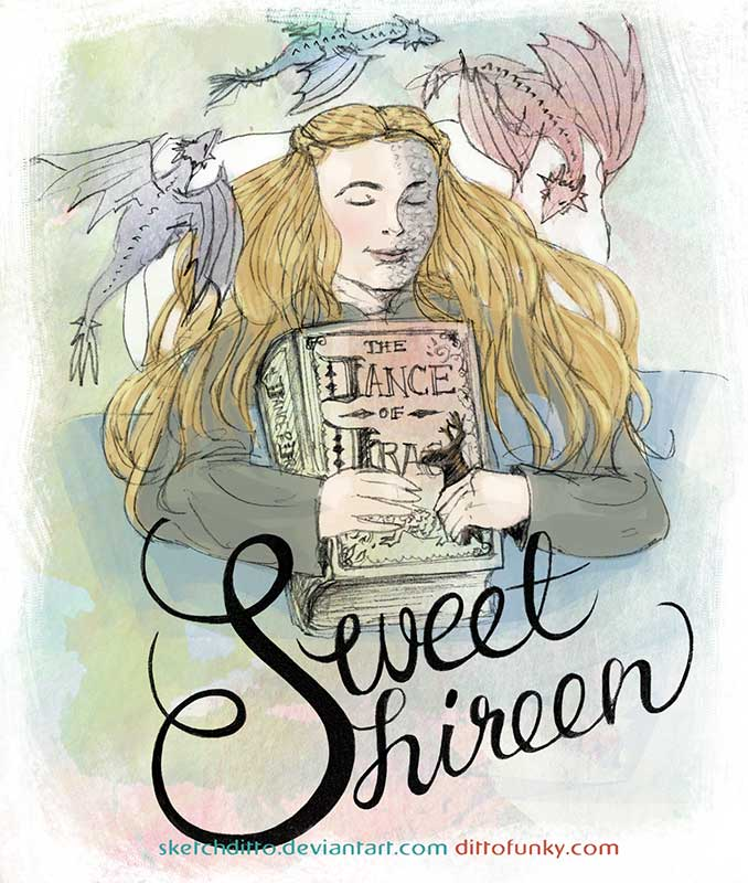 Sweet Shireen by sketchditto