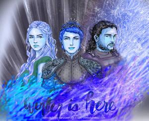 GoT Prepare For Winter - Part 02 Blue
