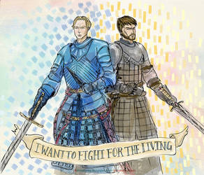 I Want to Fight for the Living