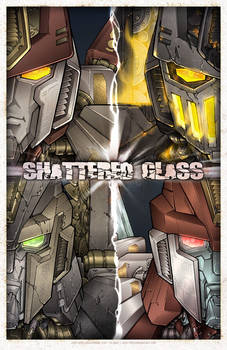 TF fanart - Shattered Glass