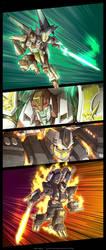 TF fanart - Battle by juzo-kun