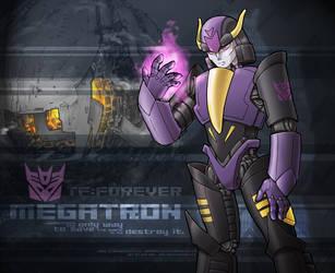 TFF - Megatron by juzo-kun