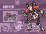 Something mecha - Shiver