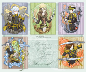 Steampunk - compiled by juzo-kun