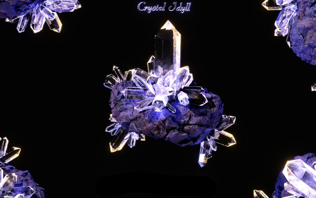 Crystal Idyll by Xels034