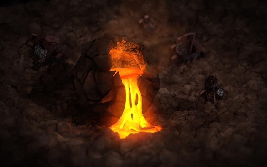 Molten Core by Xels034