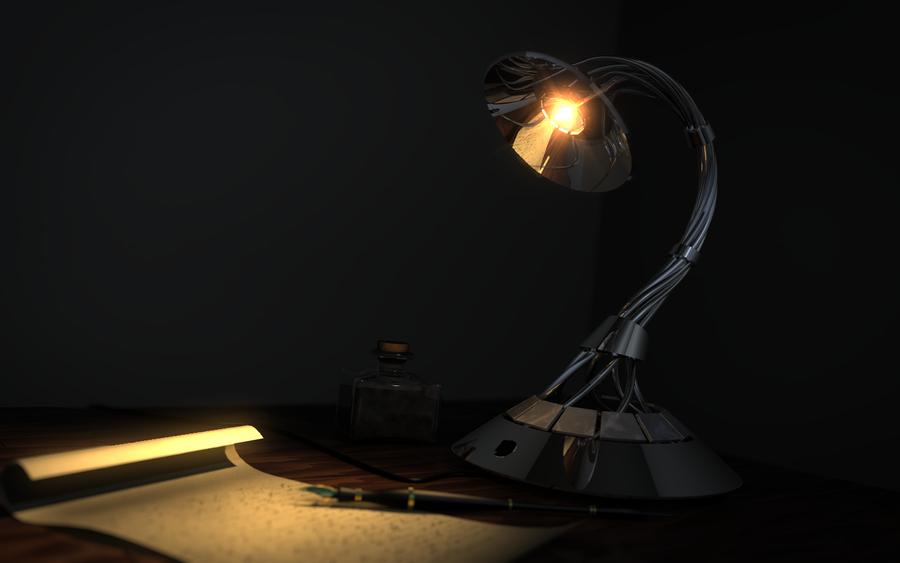 Lamp by Xels034