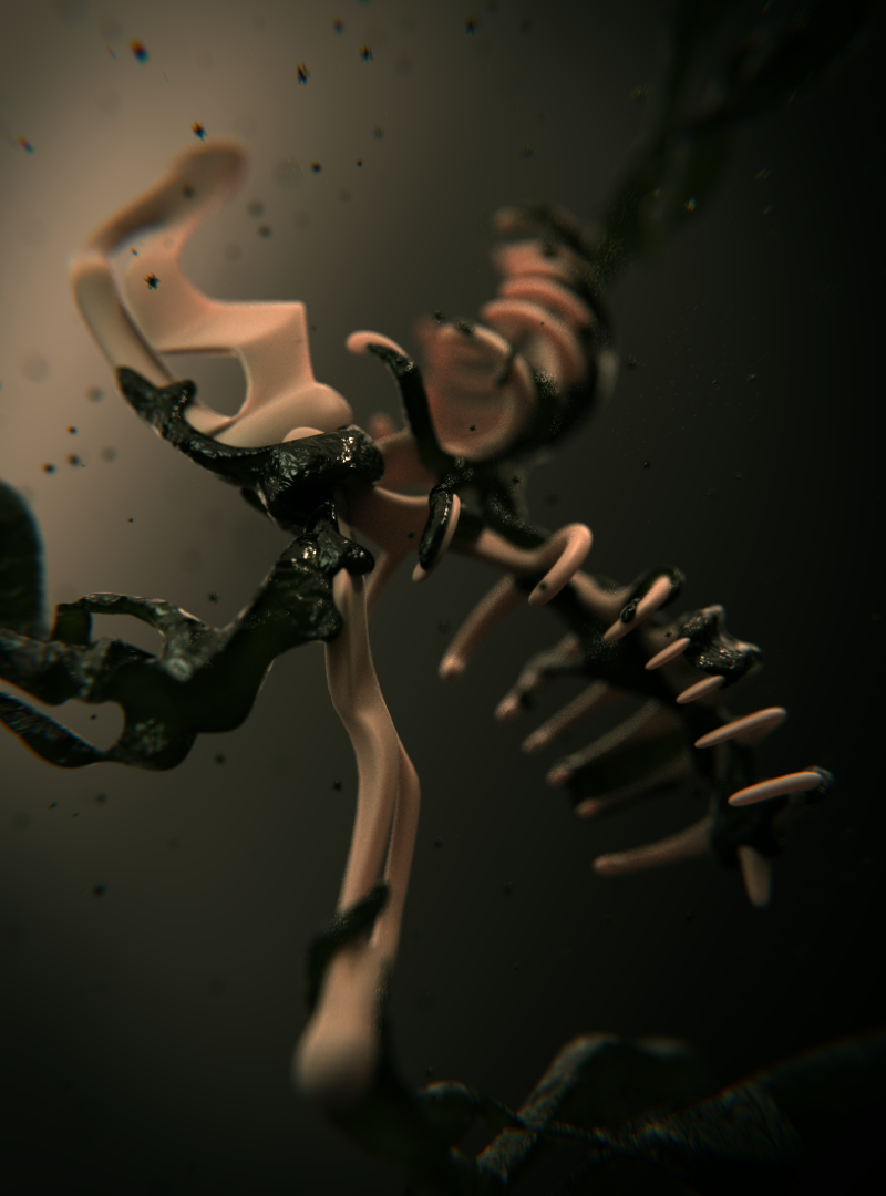 Parasite by Xels034